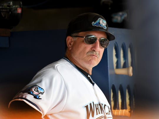 Lance Parrish, who was the manager at Single-A West Michigan last season, is now a Tigers special assistant to the executive vice president of baseball operations and general manager.