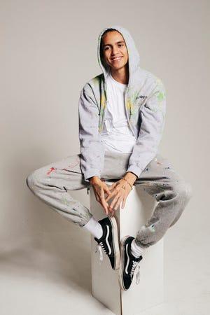 Rapper/singer Dominic Fike