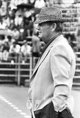 Bear Bryant won 323 games, but only 132 of them before he turned 50.