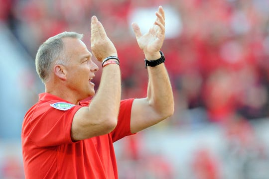 Mark Richt won 171 games, 90 before he turned 50.