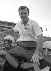 By the time he turned 50, Darrell Royal had 161 wins.