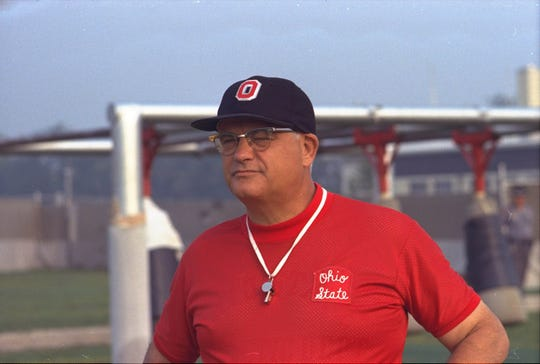 Woody Hayes was 38 when hired by Ohio State and 110 games by his 50th birthday.