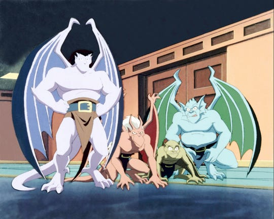 Goliath and his clan of Gargoyles are back on Disney+