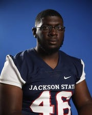 Trevarius Clark, a junior at Jackson State University, was arrested on a charge of vehicular homicide, according to reports