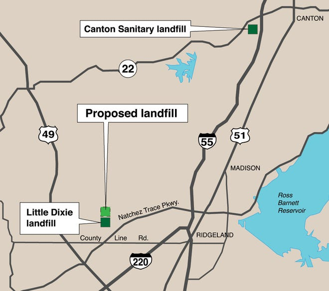 A landfill being proposed in Madison County is being met with opposition. If approved, it would make Madison County the only county in the state with three landfills.