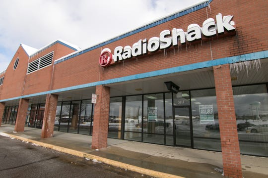 The storefront that formerly housed RadioShack in Genoa Township., shown Tuesday, Nov. 12, 2019, will soon be Oceanside Seafood's first retail seafood market.