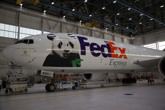 In 2017, FedEx transported Bao Bao, the older sister of Bei Bei, via the FedEx Panda Express. Bei Bei will make the journey from the National Zoo in Washington, D.C., to Chengdu, China, via Panda Express flight later this month.