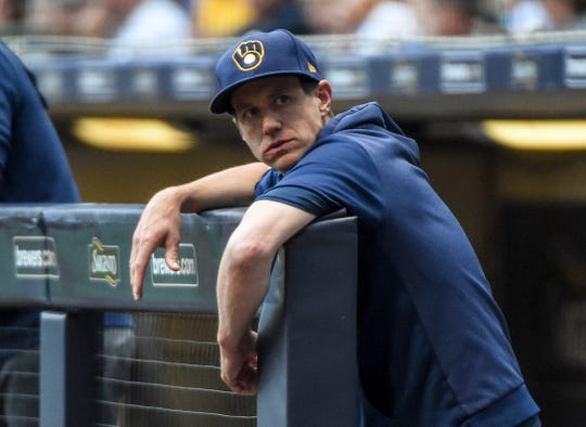 Craig Counsell got the most first-place votes but he's not the manager of the year