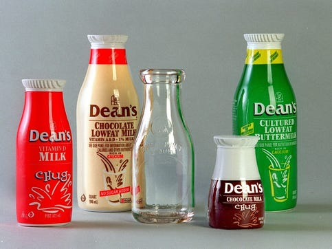 Dean Foods has filed for bankruptcy protection