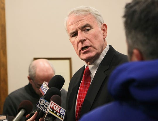 Milwaukee Mayor Tom Barrett had harsh words for a decision in 2014 that declared Milwaukee's 75-year-old residency rule void and unenforceable.