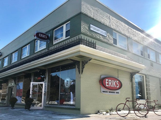 Erik's Bike Shop will relocate from Whitefish Bay to Bayshore Town Center in September 2020.