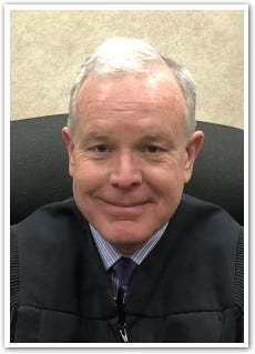Tim Brock, Coffee County judge, 62.