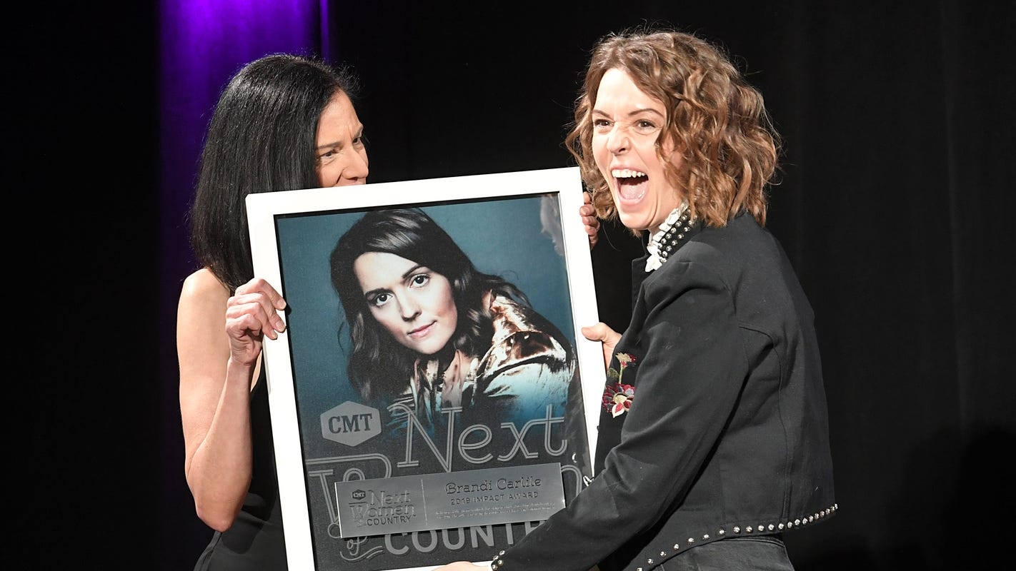 CMT vows to support female country artists with 50% airplay