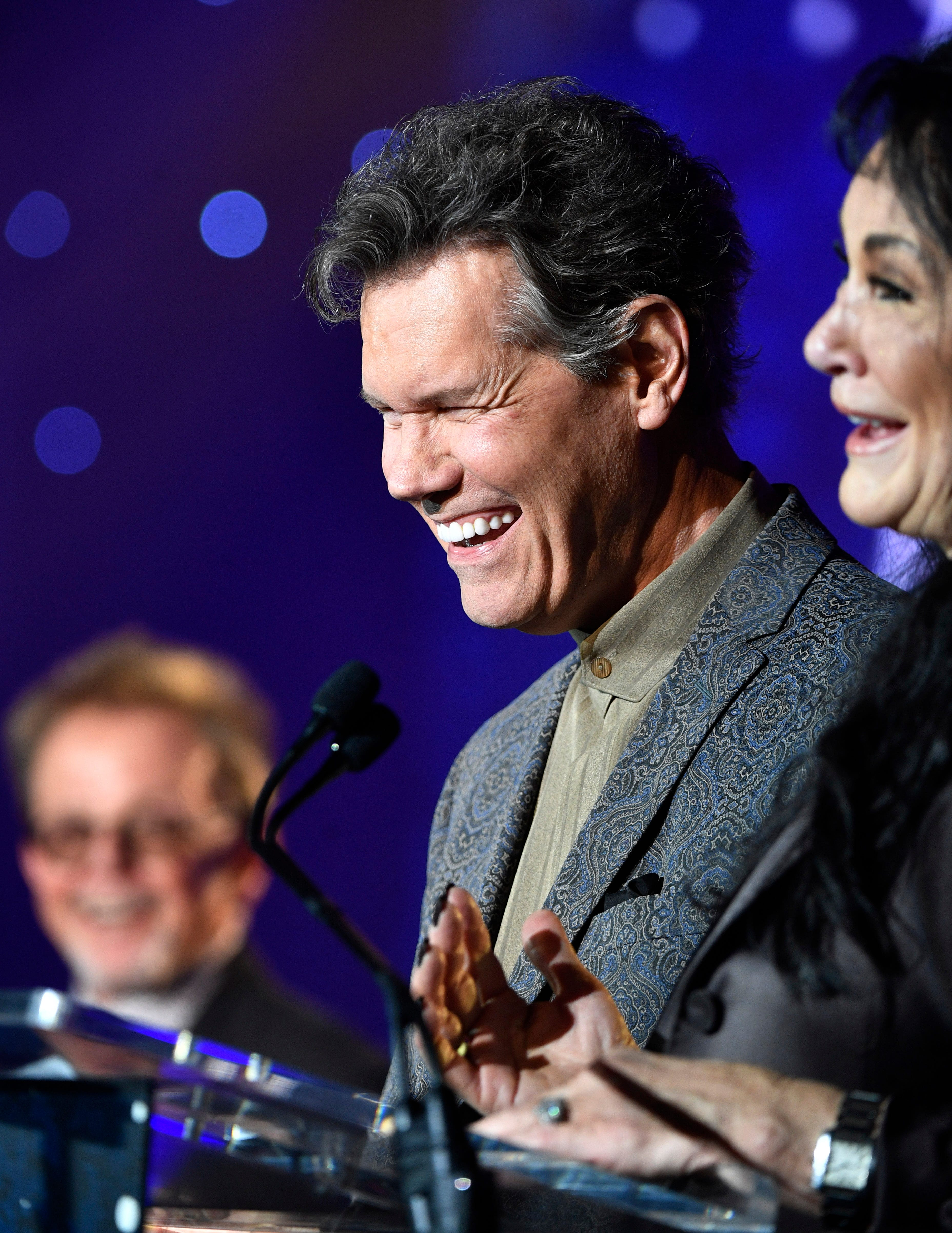 2019 ASCAP Awards: Garth Brooks and Carrie Underwood surprise and honor Randy Travis - Tennessean