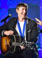 Ashley Gorley won  ASCAP Country Music Songwriter of the Year Award for an extraordinary seventh time at the 57th annual ASCAP Country Music Awards Monday, Nov. 11, 2019, in Nashville, Tenn.