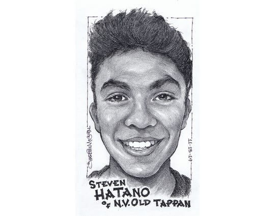 Steven Hatano, NV/Old Tappan cross-country