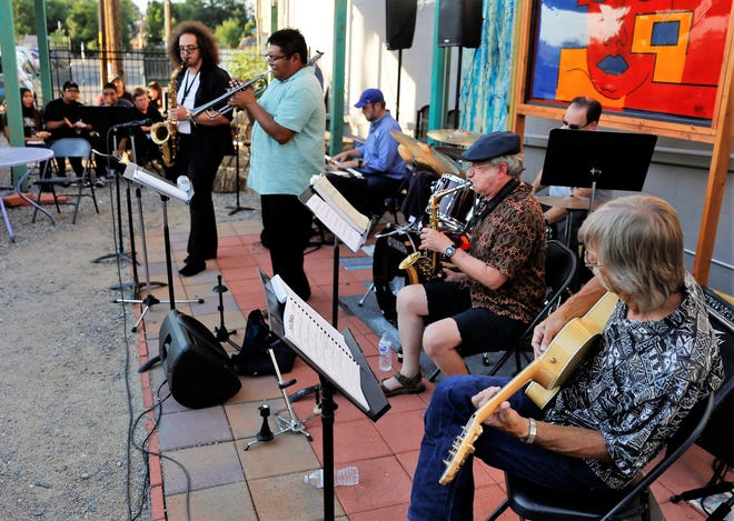 The San Juan Jazz Society Jazz Jam takes place at 7 p.m. Nov. 20 at the Farmington Civic Center.