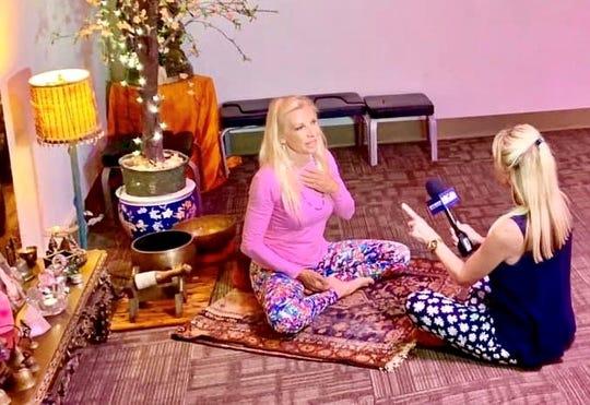 Sandie Newton interviews Kristin Olson.