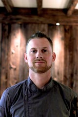 Chef Nate Cayer is head of Poppy, the restaurant inside new Roosevelt Row hotel Cambria.