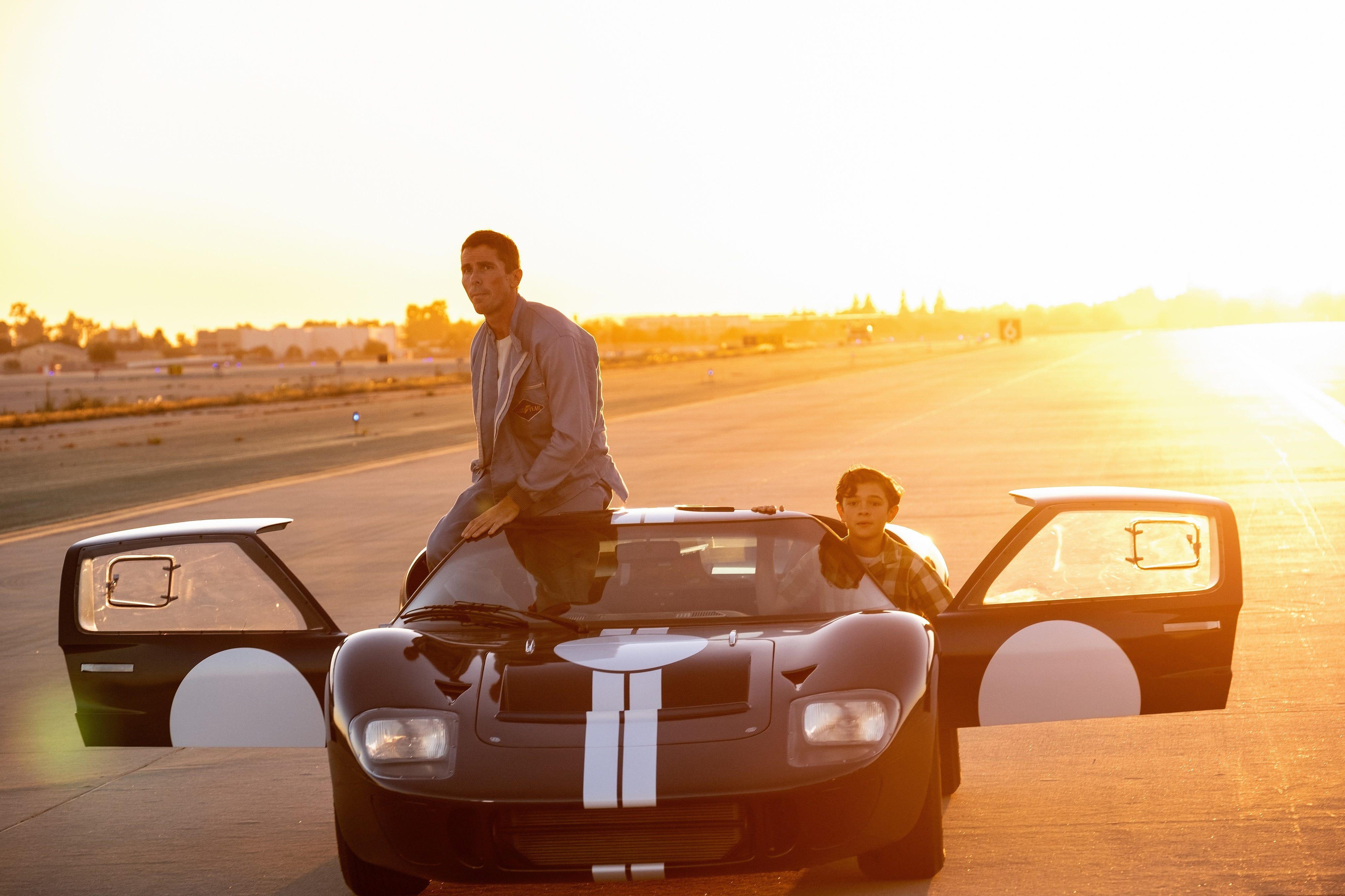 Review Ford V Ferrari Is A Well Oiled Entertainment Machine