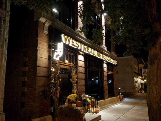 """Outside, the sign says West Reading Motor Club, which will reopen as a new restaurant in 2020. But upstairs is the Nitro Bar, which has become known in part for its Lebanon bologona """"cheesesteak."""""""