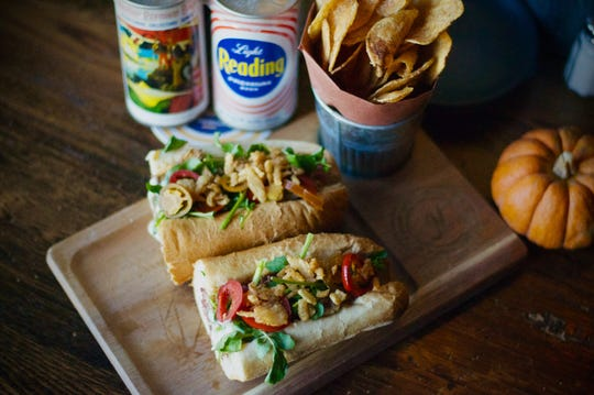 """The Lebanon bologna """"cheesesteak"""" at Nitro Bar takes our region's most famous export and transforms it into a gourmet meal."""