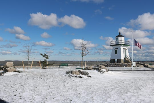 In 2019, the Port Clinton Lighthouse Conservancy made significant landscaping improvements to the grounds where the lighthouse sits. The conservancy pays the city $2 a year to rent the space in Waterworks Park for the lighthouse and boathouse.