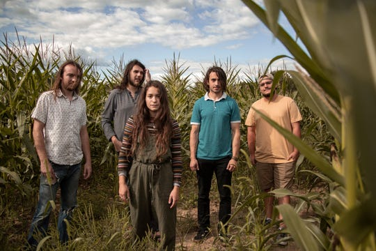 The Emily Beck Band will perform ​​​​​​​Nov. 27 at The Falcon Underground, Marlboro. Swamp Fox and Rapture are also on the bill.