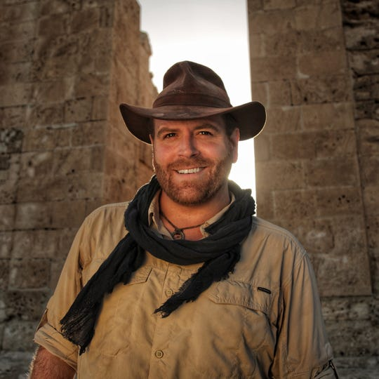 Explorer Josh Gates will be featured in an evening of storytelling, Nov. 15 at UPAC in Kingston.