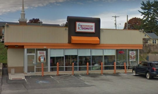 Dunkin' Donuts, 1312 N. George St. in North York