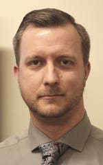 Mark Mitchelson, chief nursing officer for Shasta Regional Medical Center