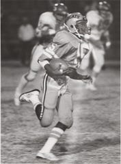 Greg Thomas, a 1984 San Angelo Central graduate, became the first black quarterback at Central and at the University of Arkansas. He is the son of Allie Thomas, who coached the San Angelo Blackshear football team to a state title in 1950.