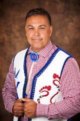 Tribal Relations Secretary David Flute