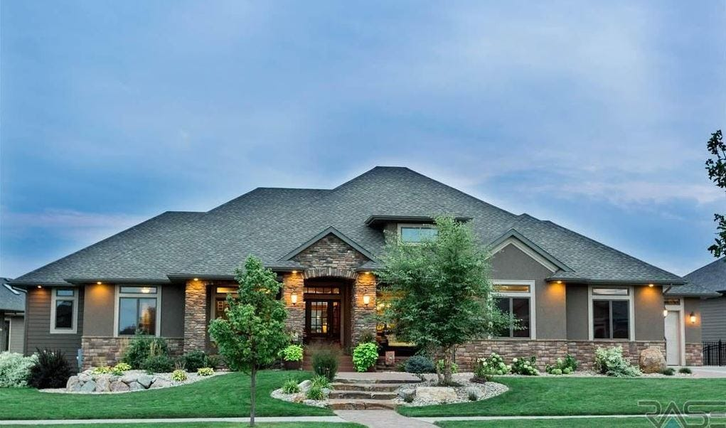 $1.2M modern ranch tops home sales for week of Sept. 30