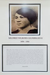 """Three women were inducted into the Florida Capitol's Women's Hall of Fame this year: Mildred """"Millie"""" Wilborn Gildersleeve, Dr. Judith Ann Bense and Doris Mae Barnes."""