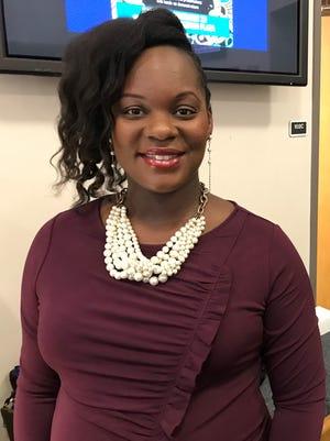 Renee Gordon, STEM Program Director, Tallahassee Community College. (Nov. 12, 2019)