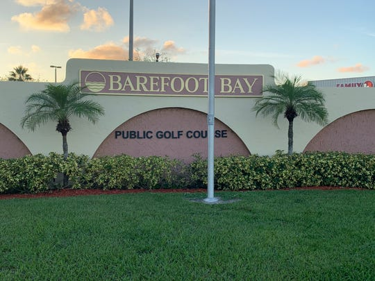 The Barefoot Bay Recreation District in southern Brevard County, Florida