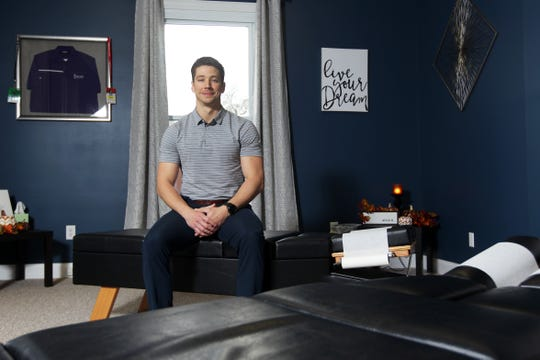 Dr. Ryan Weaver has opened Apex Spine and Performance on Maple Avenue in Zanesville. He plans on focusing on pain prevention as well as pain relief.