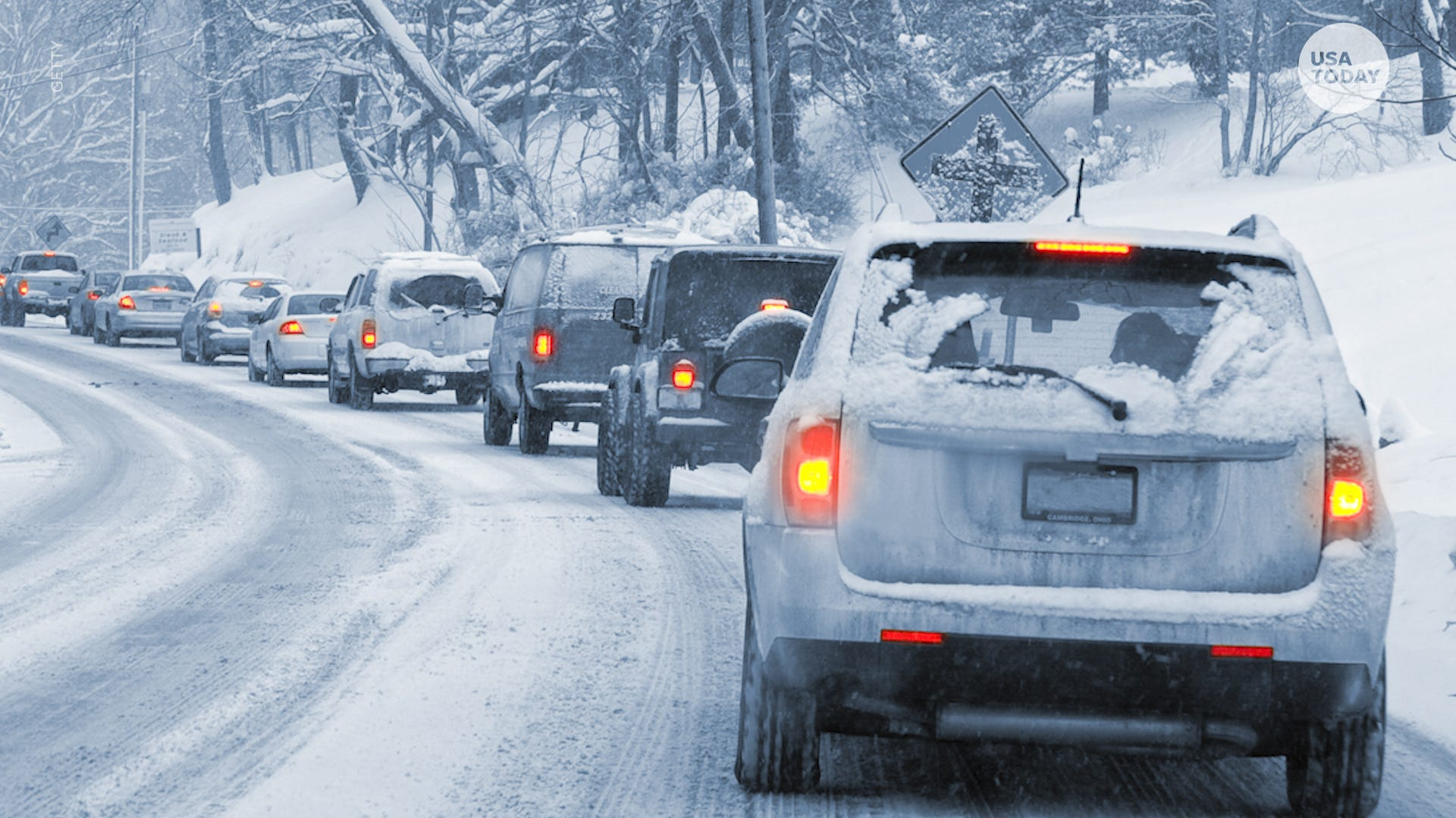 In cold weather, how often should I start my car?