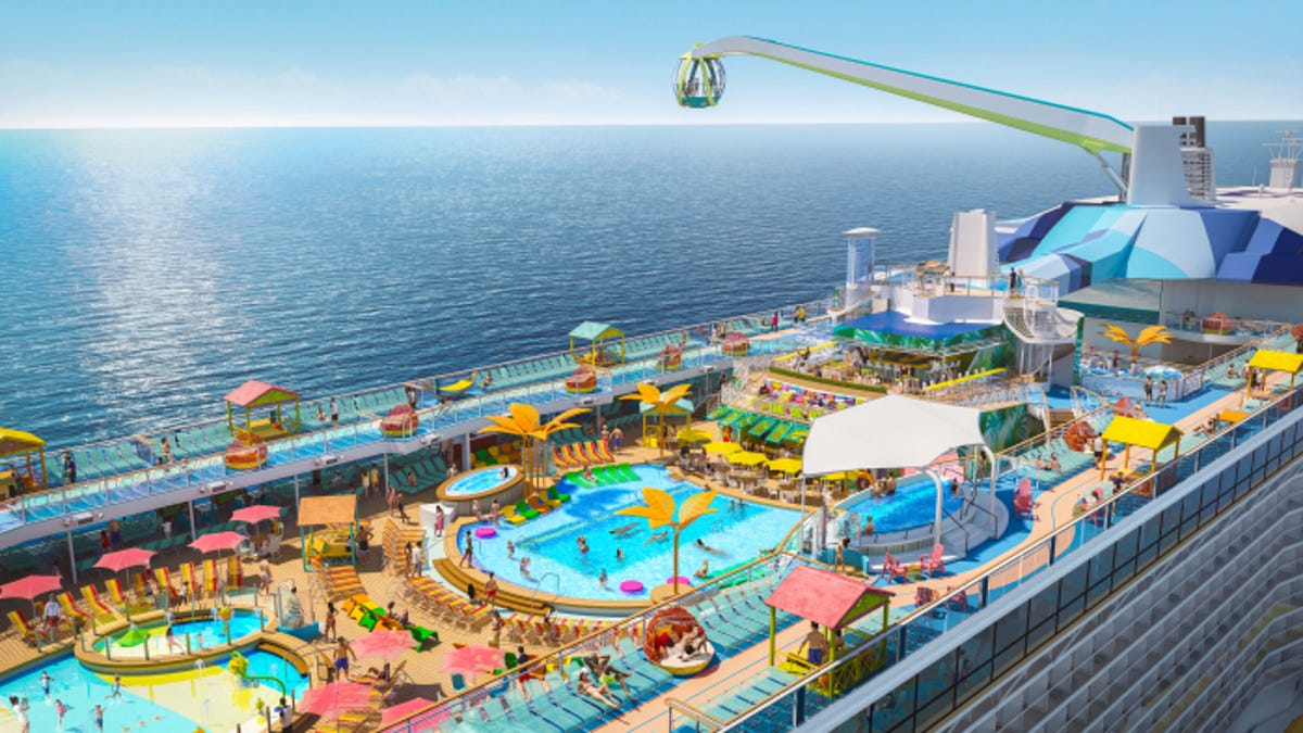 2020 Cruise Ships What S New On Royal Caribbean Carnival Virgin