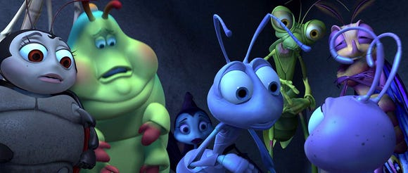 A Bug's Life is now available to stream on Disney+