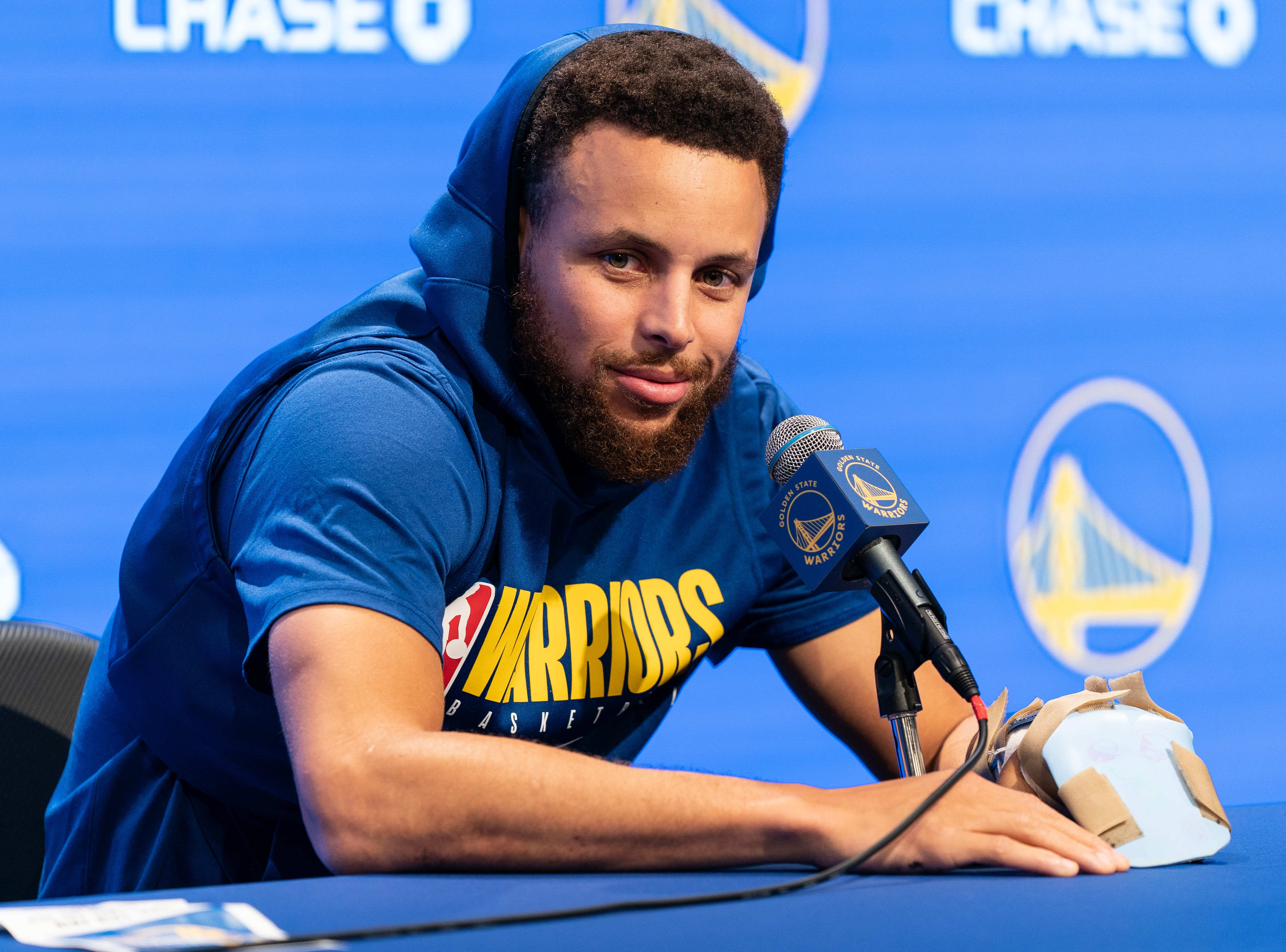 Stephen Curry Will Lead Warriors Into Nba Playoffs After 2020 Disaster