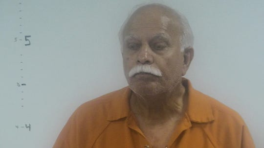 Javaid Perwaiz, 69, was arrested Friday and charged with health care fraud and making false statements to federal investigators, according to papers filed in the Eastern District of Virginia. Photo by Western Tidewater Regional Jail [Via MerlinFTP Drop]