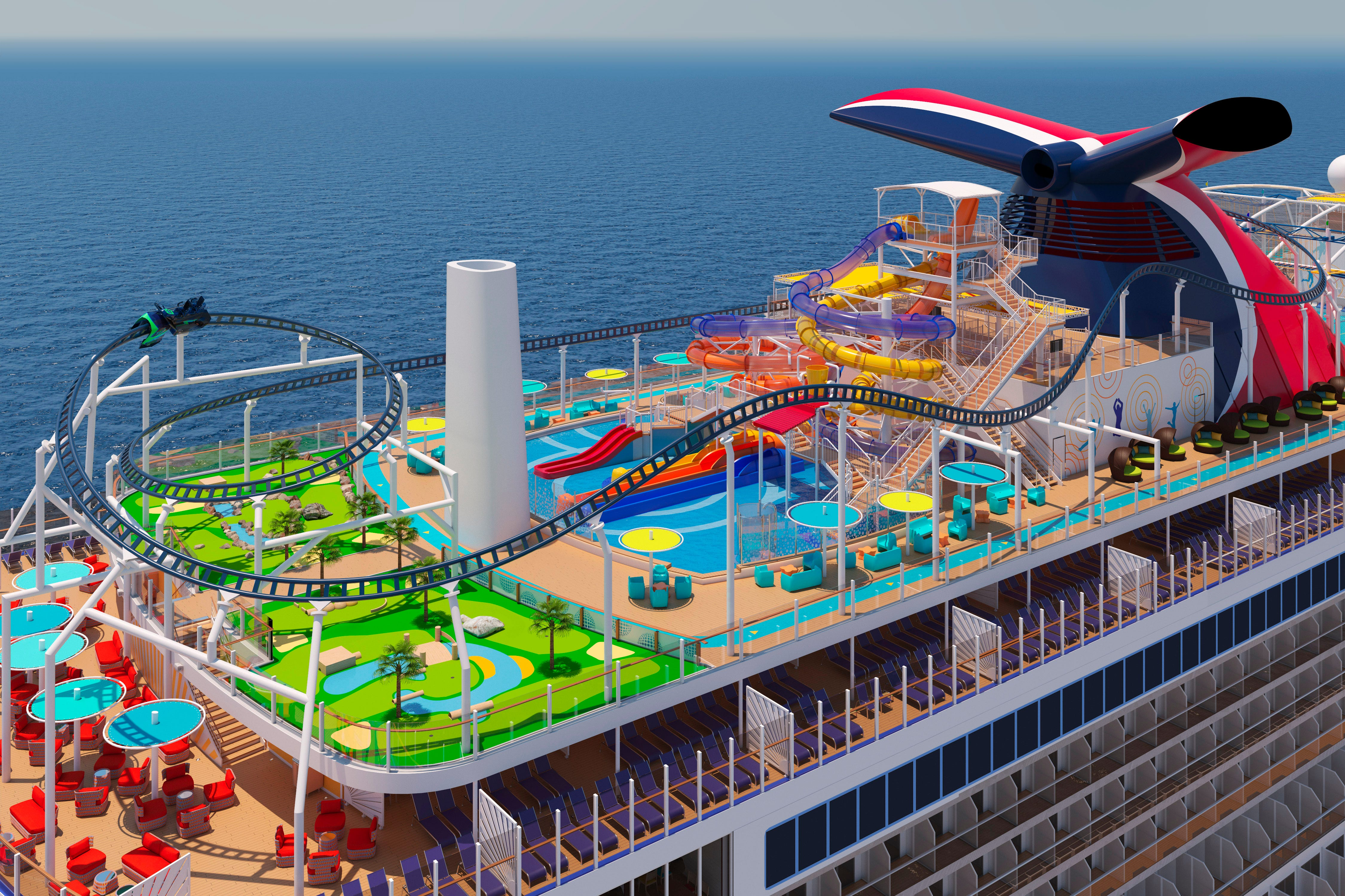These cruise ships are set to debut in 2021