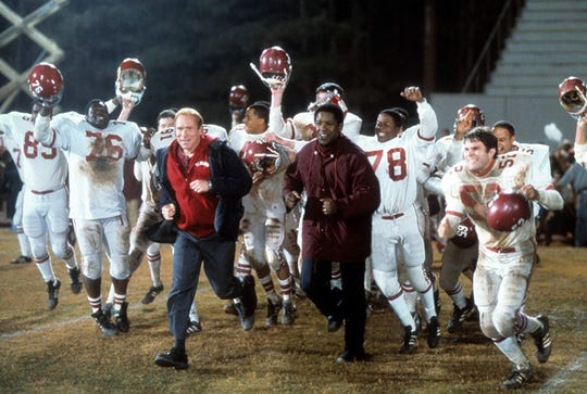 Remember the Titans is now available to stream on Disney+