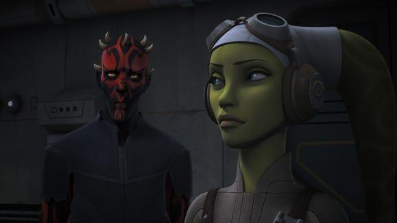 Watch Star Wars Rebels