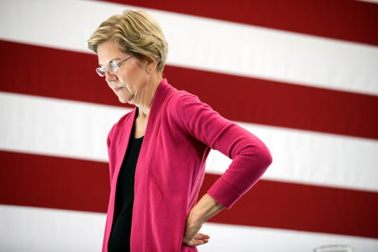 Hey, Elizabeth Warren: Your wealth tax plan? It's unconstitutional.