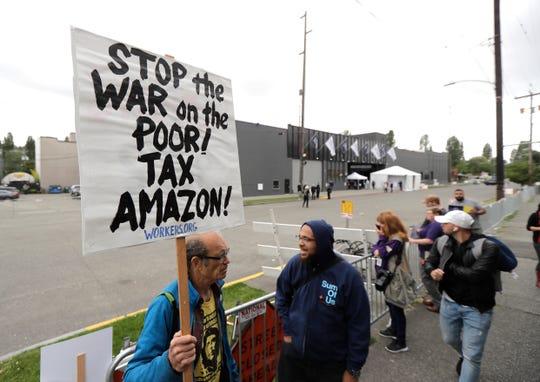 In Seattle in 2018.