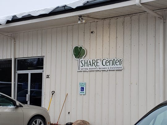 The SHARE Center is a day-shelter that helps people facing homelessness find resources and connect with community partners for referrals