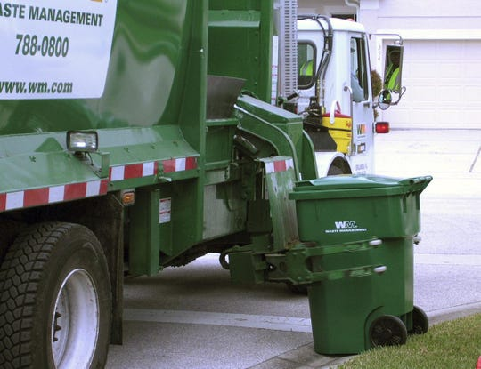 Waste Management Inc. is in line to remain the trash hauler for unincorporated areas of Brevard County for an additional seven years. It has had the contract since 1975.